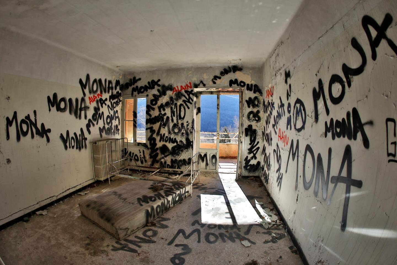 Les chambres du sanatorium ont été redécorées!