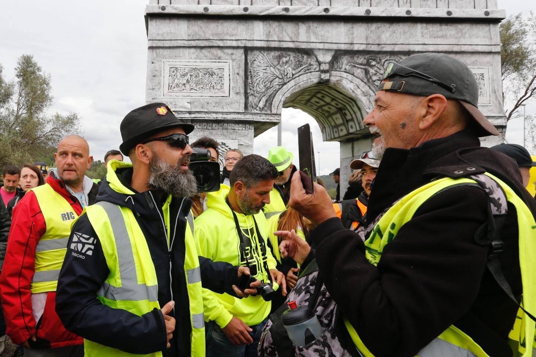 Beaucoup ont fait des selfies avec Jérôme  Rodrigues.