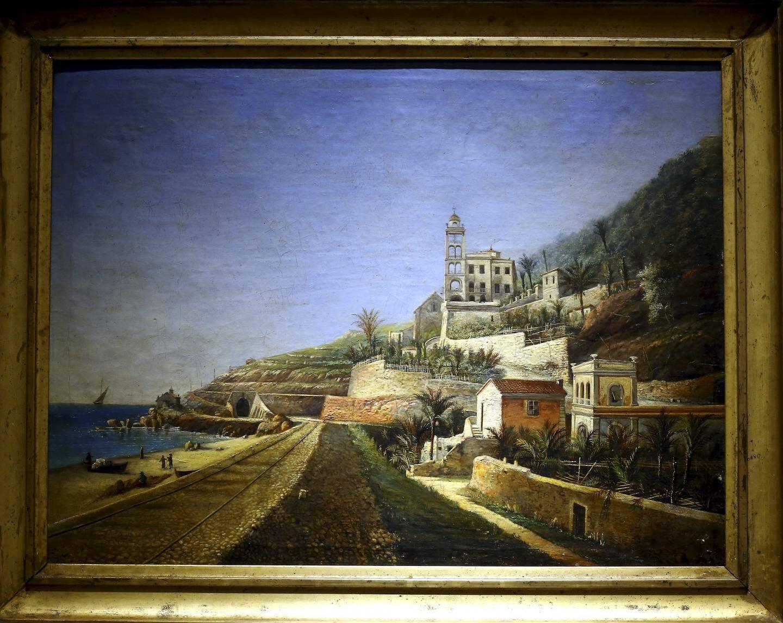 En 135 ans, la vue de Dolceacqua peinte par Claude Monet n'a pas tellement changé...