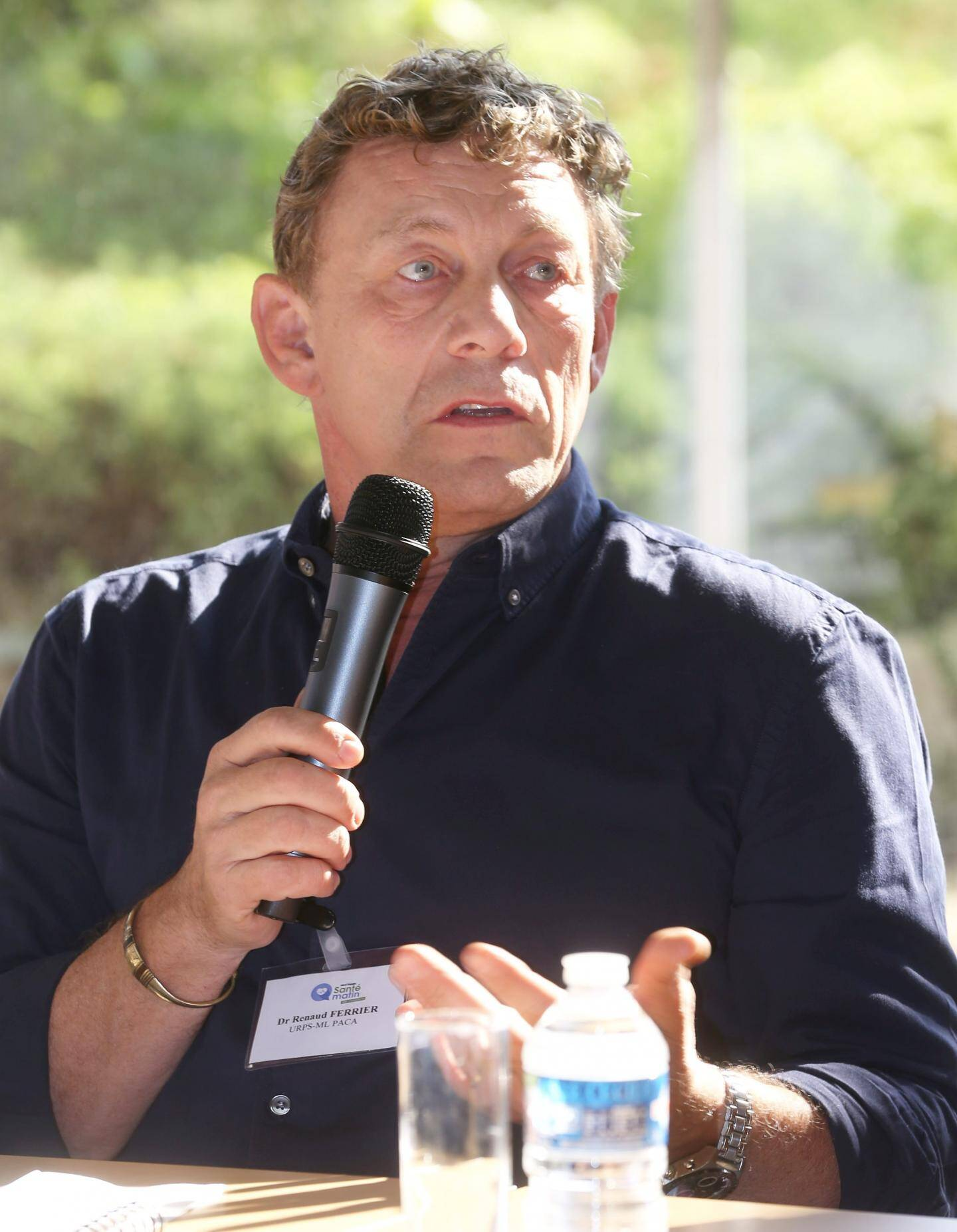 Gérard Van Den Bulcke (Ligue contre le cancer)