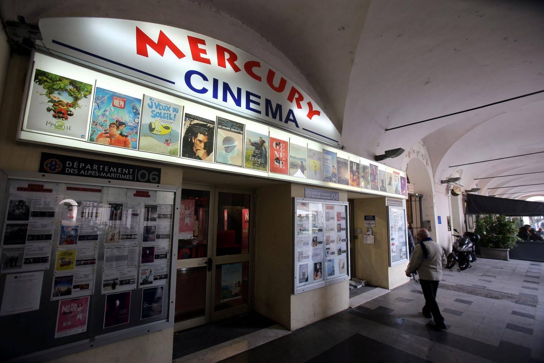 Le Mercury (ex-Politéama), champion de longévité à Nice, puisqu'il tient depuis 1907 à Garibaldi.