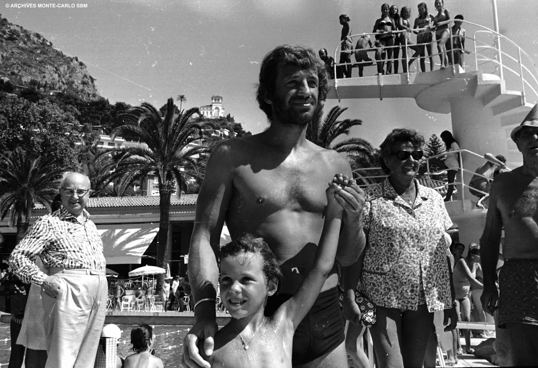 Jean-Paul Belmondo aussi, en 1969.