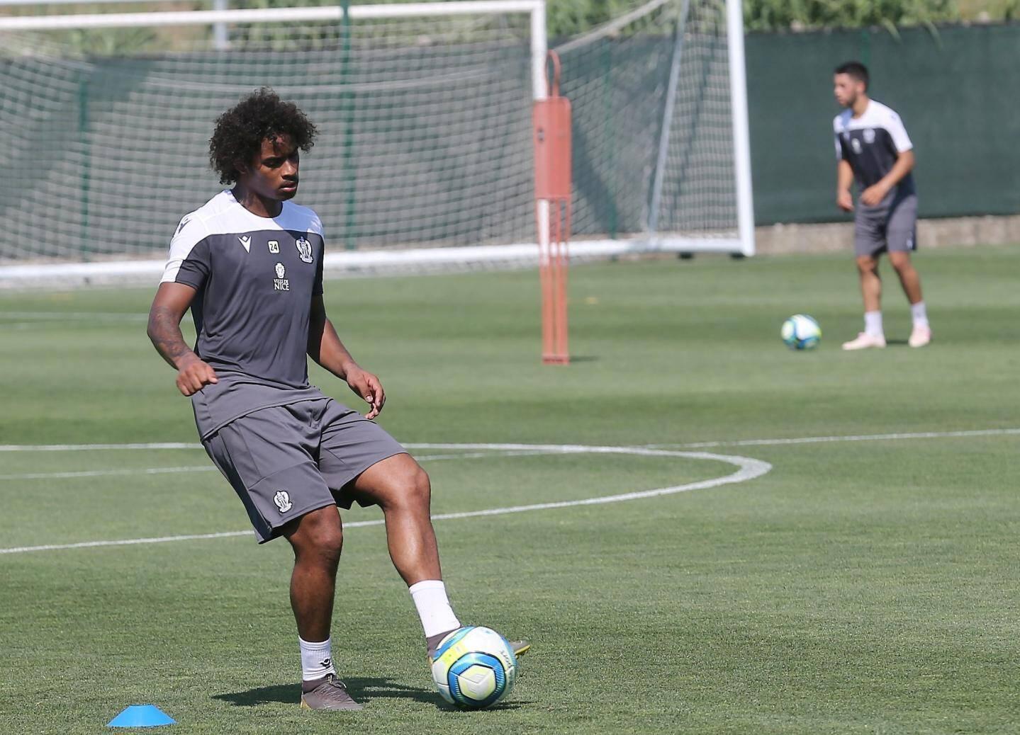 Prêté à Troyes la saison dernière, Vincent Marcel est de retour à Nice.
