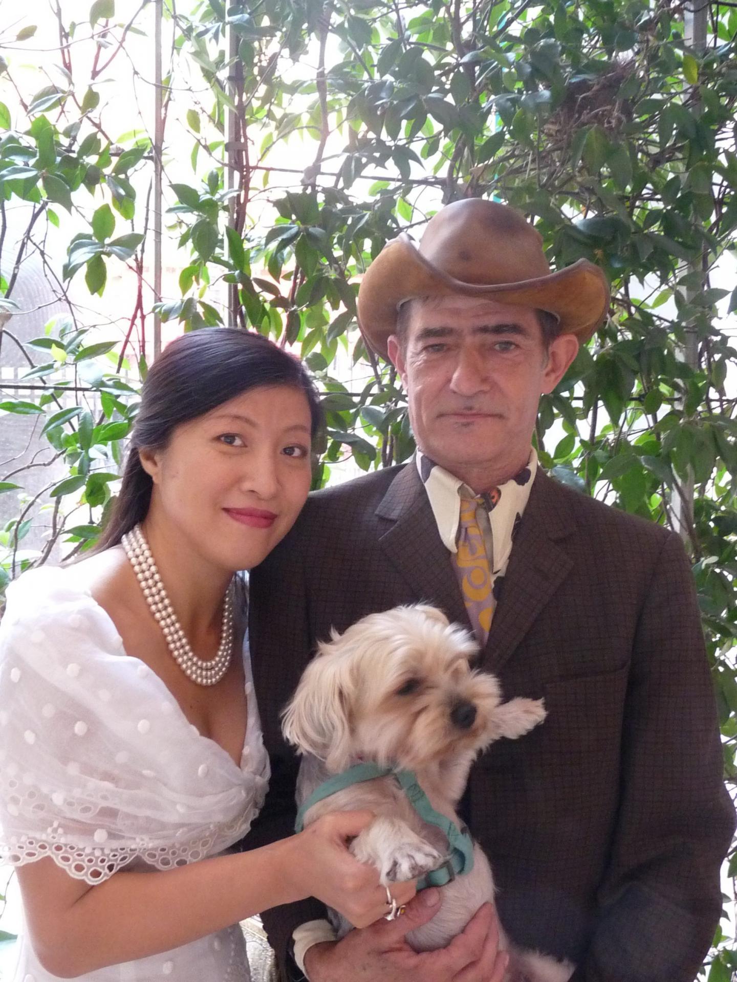 Mei-Chen et Stéphane