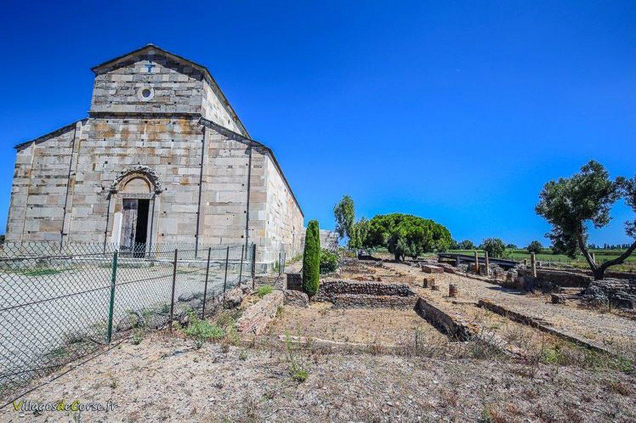 La Canònica et le site archéologique de Mariana. (DR)
