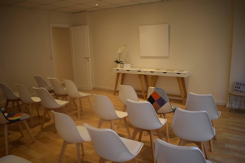 Le bureau meublé à louer de 10 m².