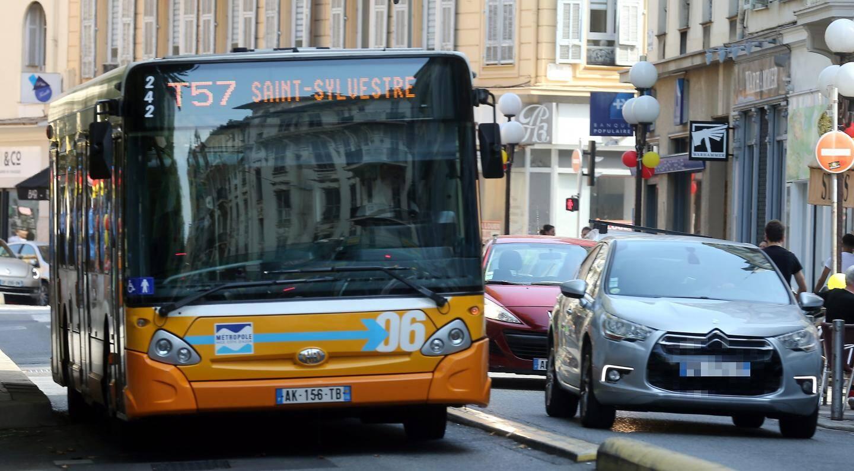 La nouvelle ligne de bus 57