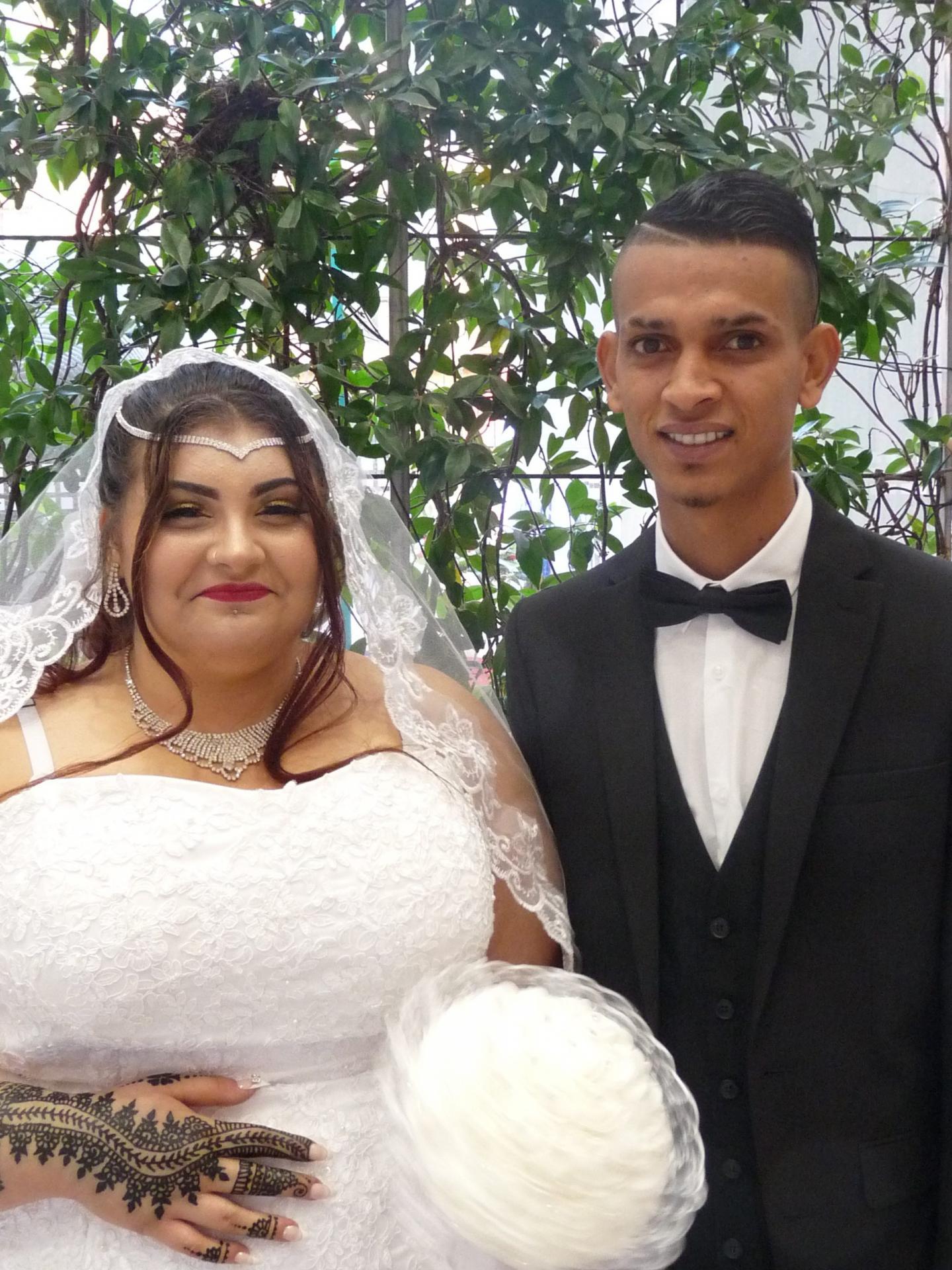 Wendy et Marwan.