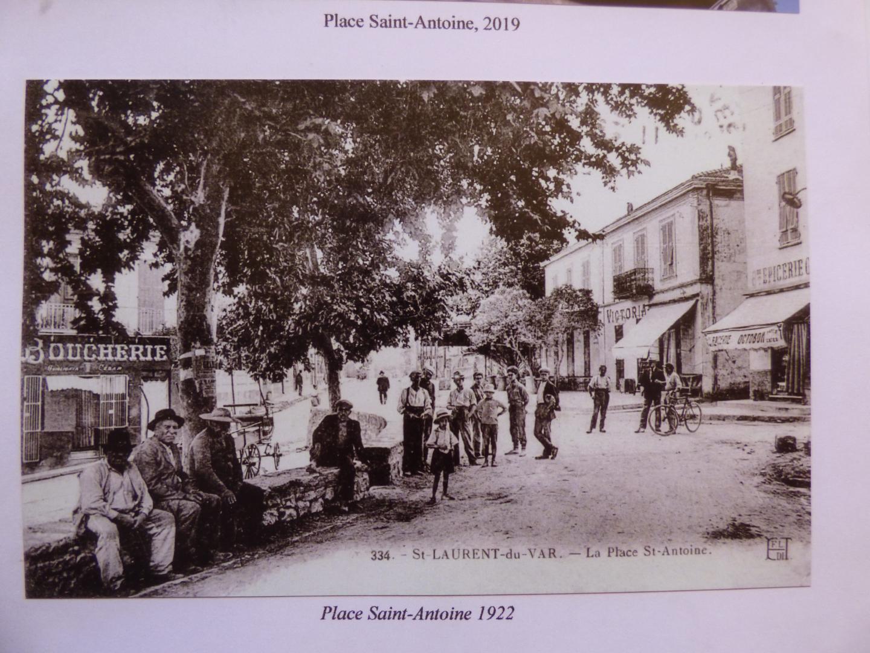 Place Saint-Antoine, 1922.
