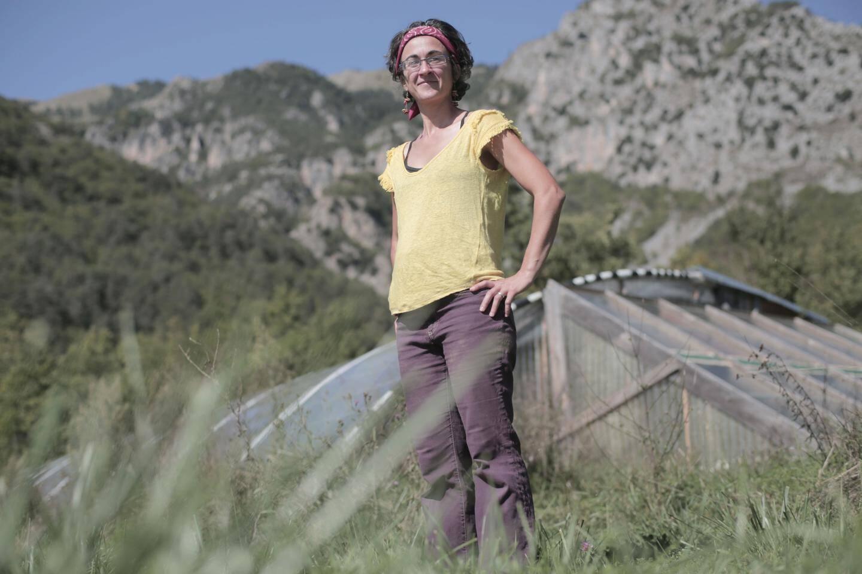 """Muriel Le Guennec: """"c'est la culture qui a le rendement protéique le plus élevé, elle n'émet pas de gaz à effet de serre, elle fait la photosynthèse»"""