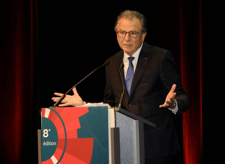 Michel Dotta, président du Monaco Economic Board (MEB).