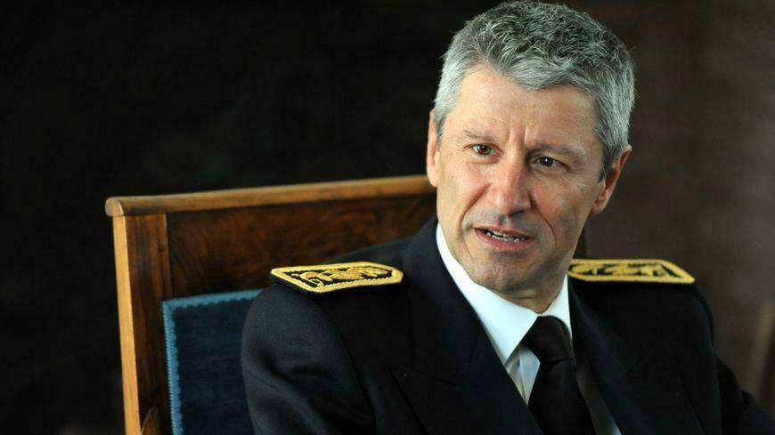 Le préfet des Alpes-Maritimes