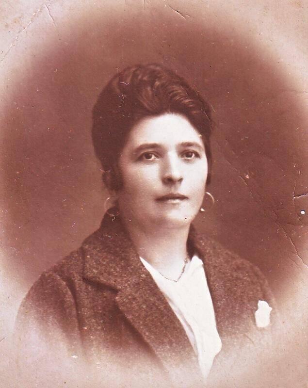 Emilie Delfino, la mère de Louis.