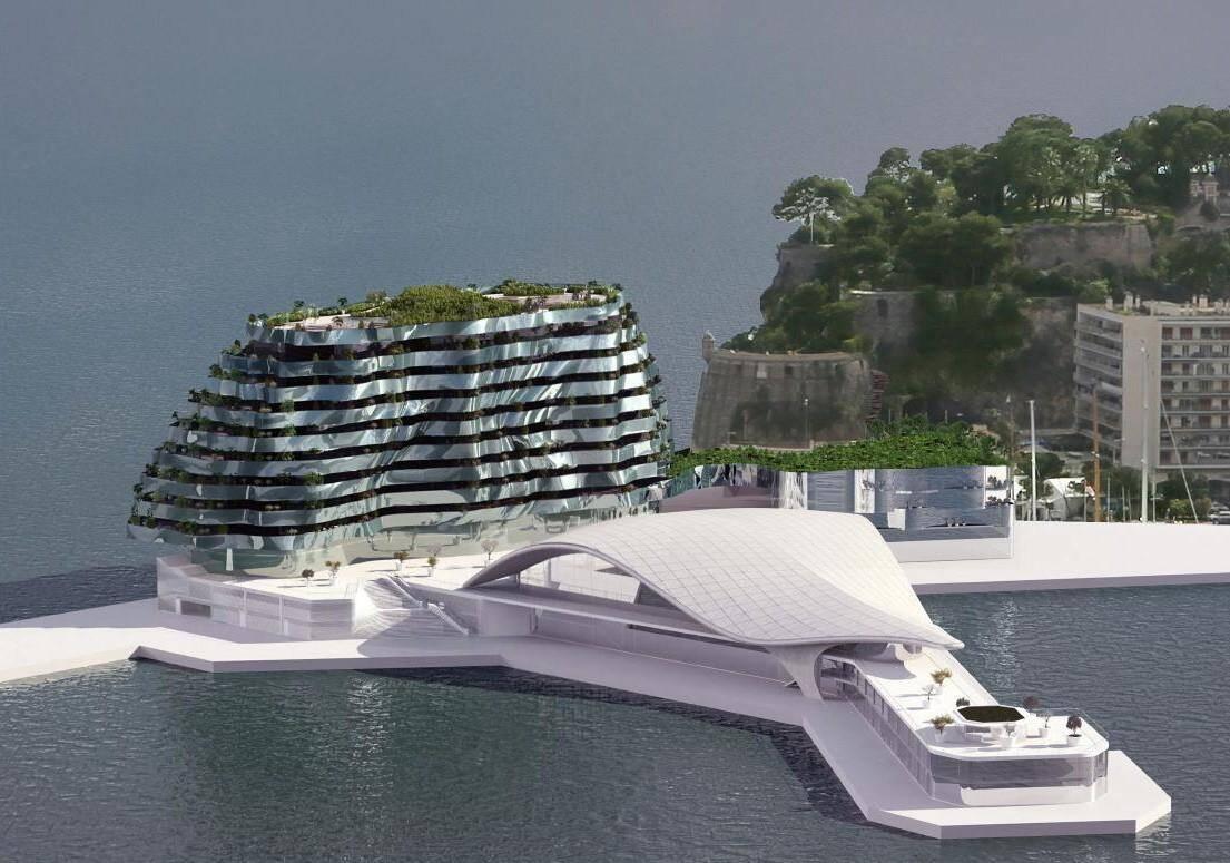 Deux musées et un immeuble de 40 logements étaient en projet.