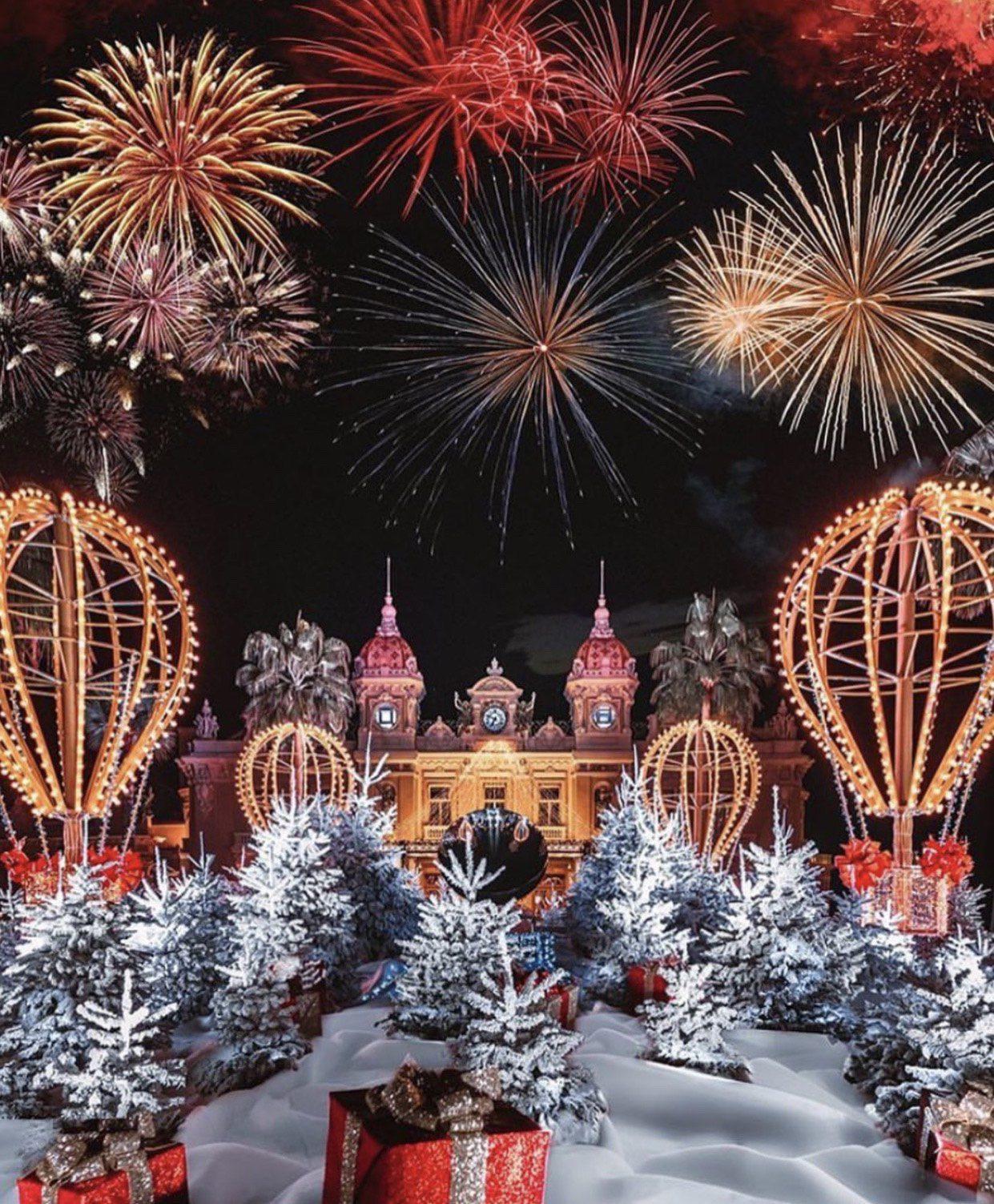 Le mapping sur le thème des Jeux a balayé chaque soir la façade du Casino entre le 28 et le 31 décembre, et rencontré un franc-succès.