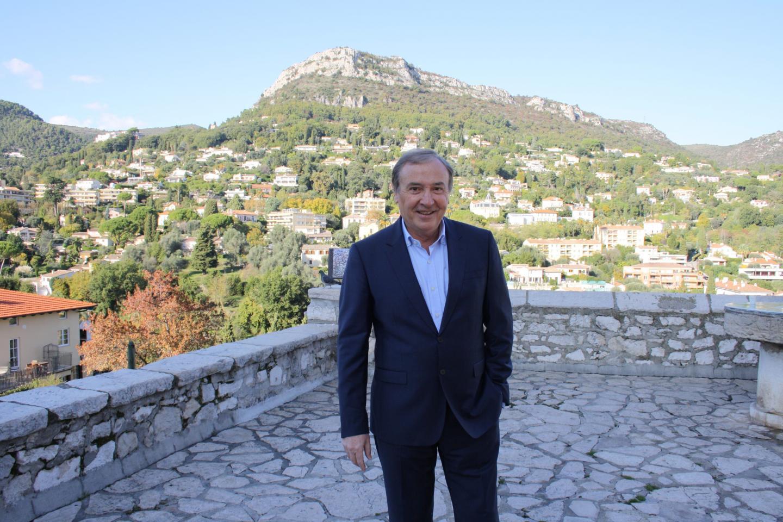 Régis Lebigre, ancien maire de Vence est dans la course.  (DR)