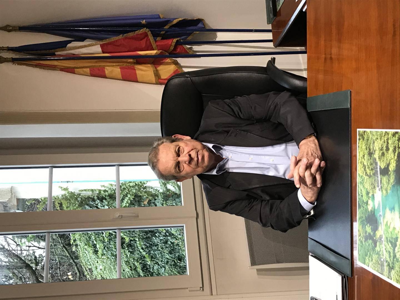 Jacques Lecointe a été élu maire en 2001.