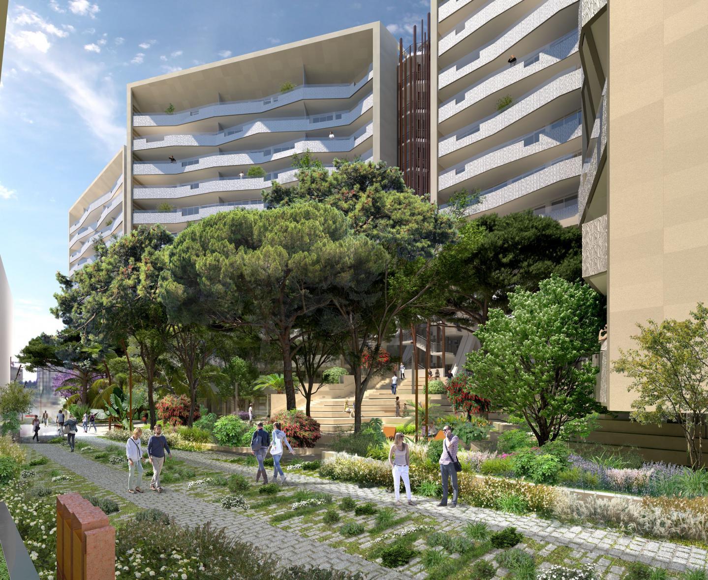 Le Grand Ida : 160 nouveaux logements domaniaux.