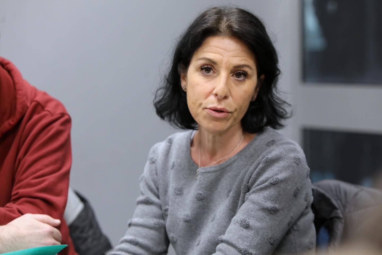Marylin Peppoloni, mère d'un jeune patineur, a tiré la sonnette d'alarme dès 2012.