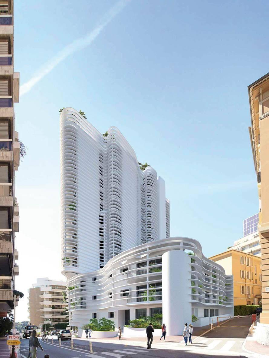 Le projet Palais Honoria comprend 65 logements.