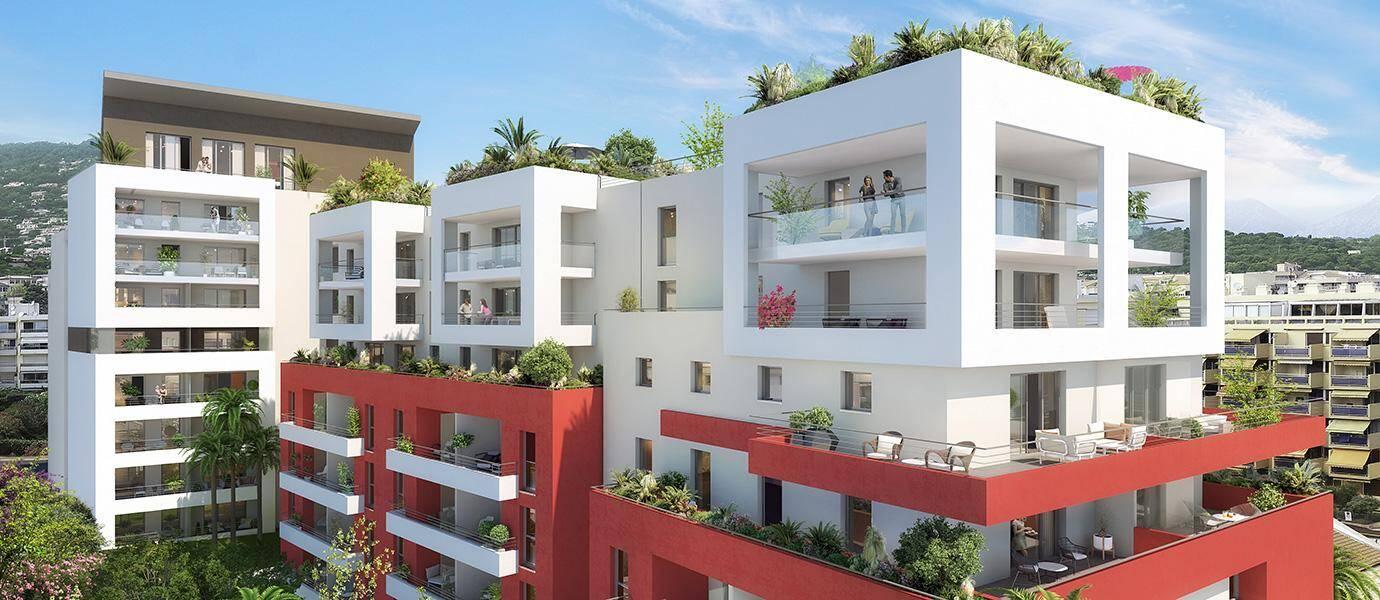 Cette résidence de haut standing sera dotée d'une piscine et d'un solarium sur le toit-terrasse.