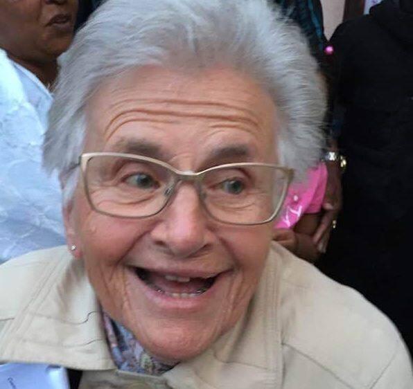 Lucienne Alessandri, victime du Covid-19.
