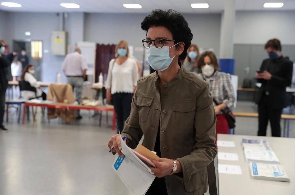 Rachida Dati le 28 juin 2020 vote à Paris