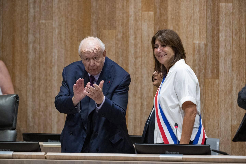Jean-Claude Gaudin a quitté la scène politique hier.