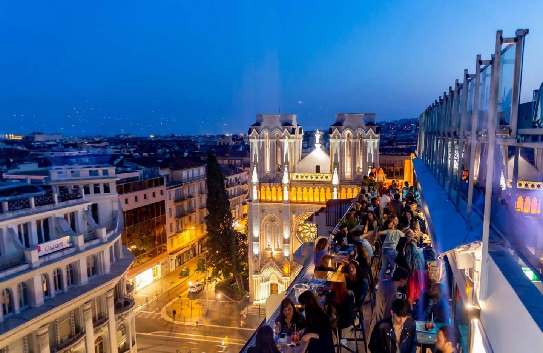 Le Mercure en plein centre-ville de Nice