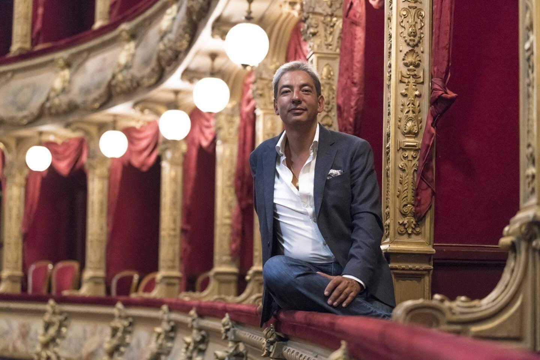 Le directeur de l'Opéra de Nice, Bertrand Rossi.