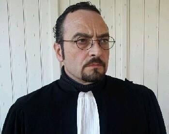 Me Massimo Bianchi, l'avocat des enfants.