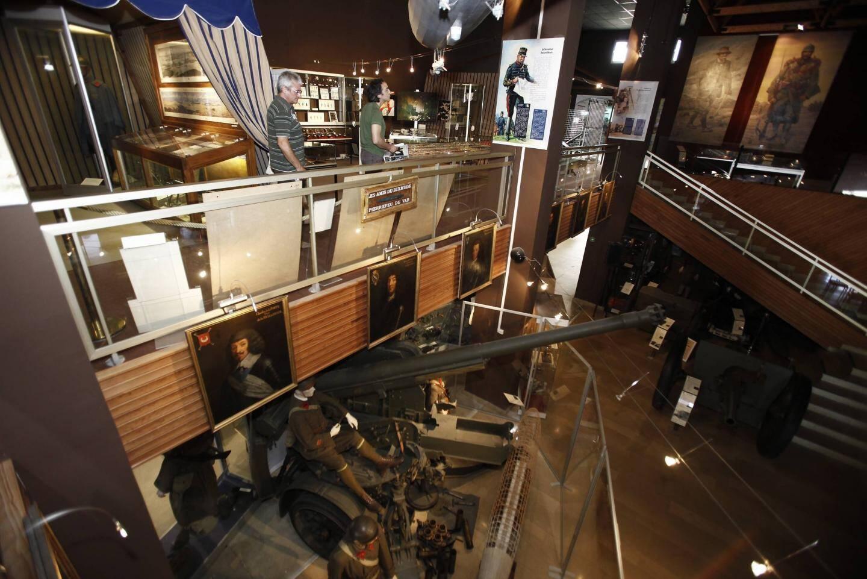 Le Musée de l'artillerie