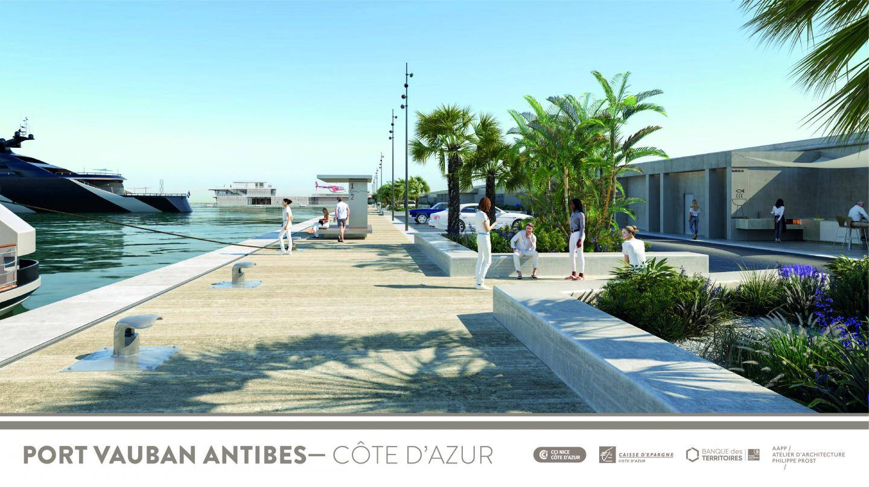 Le Yacht Club accueillera le futur Crew Center.