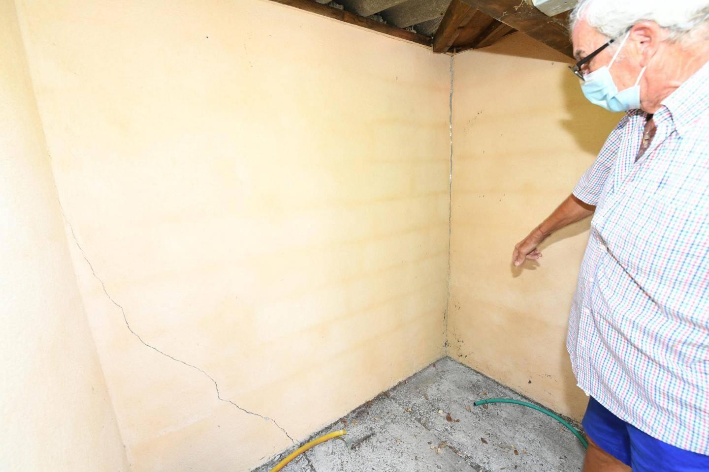 Dégât occasionnés pour une nouvelle construction avenue du Chevrefeuille