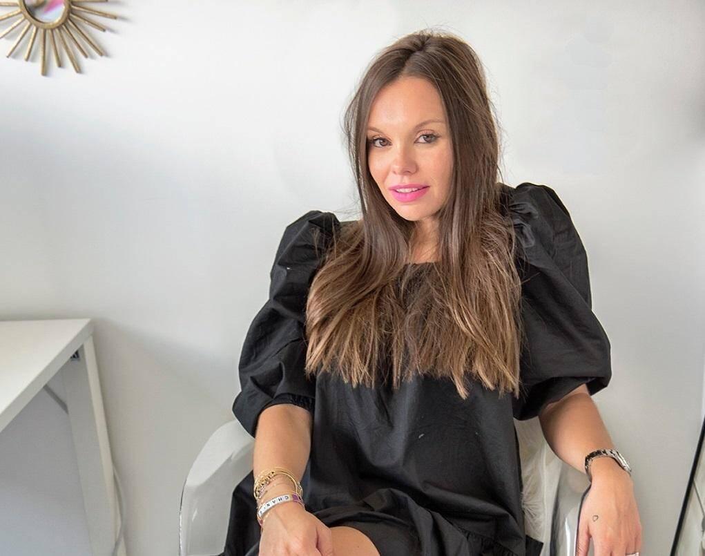 Audrey Lieutaud, présidente de MonPetitBikini.com, Mouans-Sartoux.
