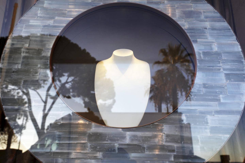 La Croisette embellie devra redonner toutes leurs parures aux boutiques de luxe.