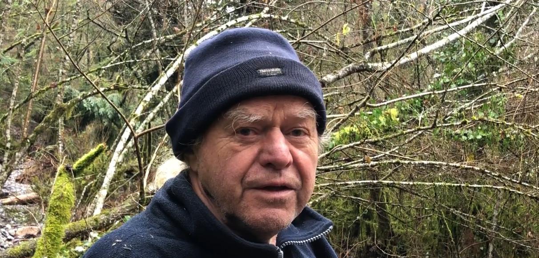 Jean-Charles, comme tant d'autres, refuse de quitter la vallée.