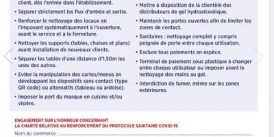 """Cafetiers et restaurateurs préparent un """"contre-protocole sanitaire"""" qui sera proposé au maire de Nice pour éviter de nouvelles restrictions"""