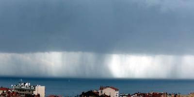 Retour possible de la pluie ce jeudi sur la Côte d'Azur