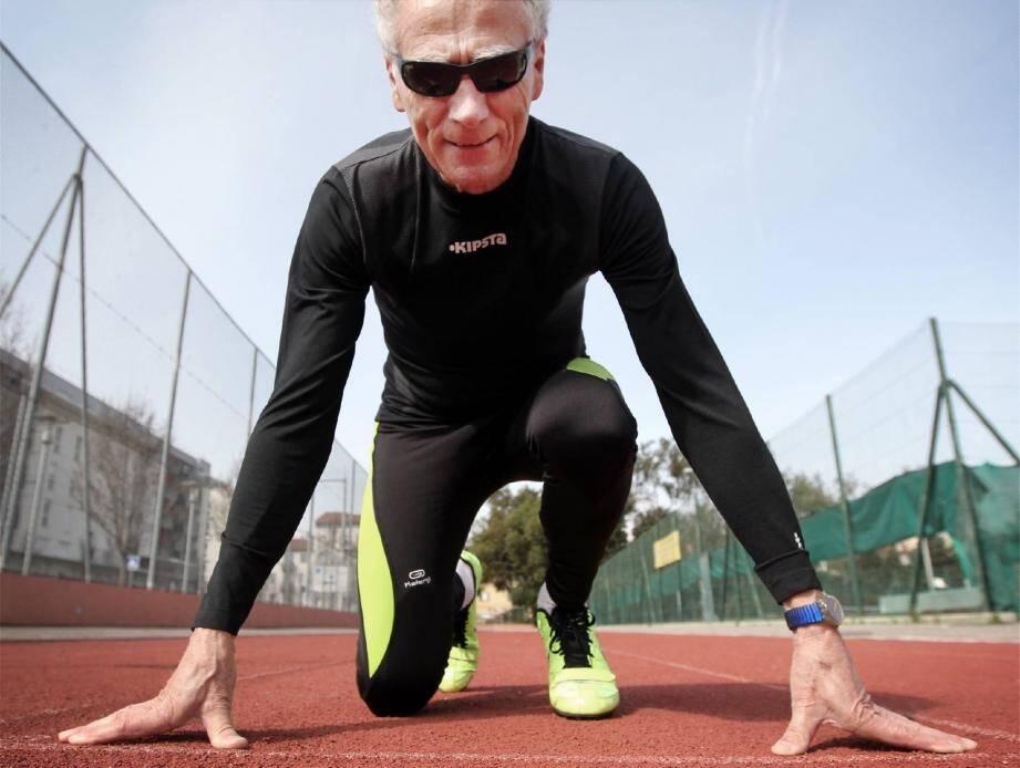 Parmi ses prochains objectifs, les championnats du monde de Lyon, courant août.