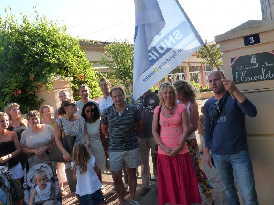 Il y a quatre ans, déjà Saint-Tropez, les parents d'élèves de l'Escouleto avaient manifesté peur opposition à la fermeture d'une classe. L'histoire se répète cette année, au grand désarroi de tous.