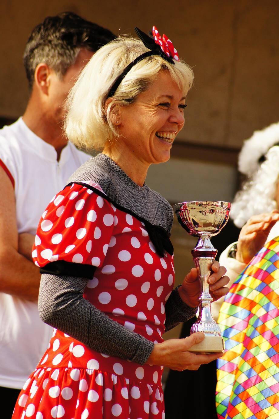 L'événement sportif a été aussi l'occasion de lancer les festivités du carnaval qui aura lieu dimanche prochain.
