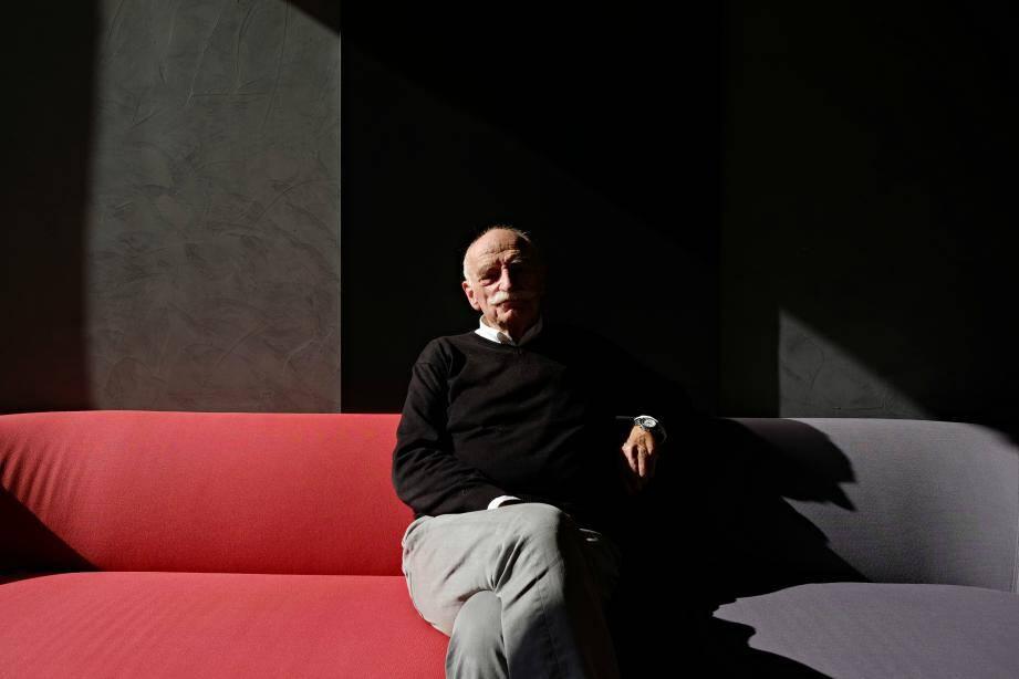 """""""Redoutable commercial"""" et philosophe humaniste, Pierre Mumbach est un homme de contrastes."""
