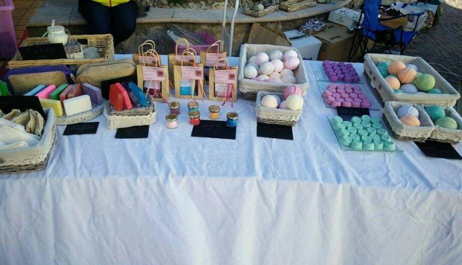 Le marché ressemblera à la journée du fait main organisée il y a deux ans à Roquebrune.(DR)