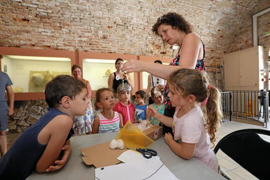 L'exposition temporaire du musée d'archéologie, au bastion Saint-André, propose une  « Itinérance archéologique et artistique » dans le département.