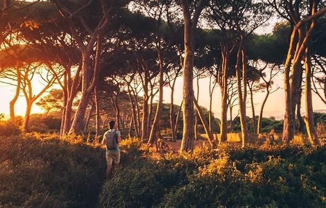 Le jeune voyageur blogueur Bruno Maltor aux 155.000 abonnés a découvert Cannes cet été.