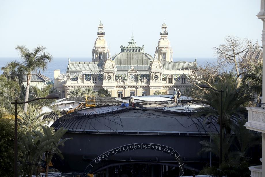 Monte-Carlo devrait bientôt récupérer un jardin, et sa légendaire perspective.