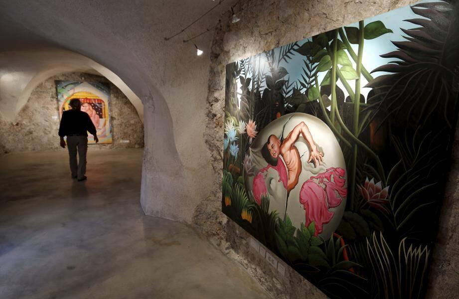 Depuis la mi-juillet, et jusqu'en décembre, la tour Lascaris, à Gorbio, convie les visiteurs à un périple dans l'histoire artistique du pays d'Asie du Sud – de l'antiquité jusqu'à l'époque moderne.