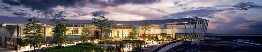 23e centre de la marque, premier de l'Hexagone, Metropolitan Nice s'implante sur 3 600 m2 dont 1 000 de terrasse. Une approche « tout-en-un » qui reste, aujourd'hui encore, un modèle du genre. Le centre propose une offre globale premium associant sport, santé, beauté et détente en un seul et même lieu. Un investissement de 5 M€ en moyenne par nouveau centre, un effectif de 40 personnes. Plébiscité par une clientèle CSP+ , Metropolitan affiche un chiffre d'affaires en pleine forme :  85 M€ cette année avec une prévision à plus de 100 M€ d'ici 2020. (D.R.)