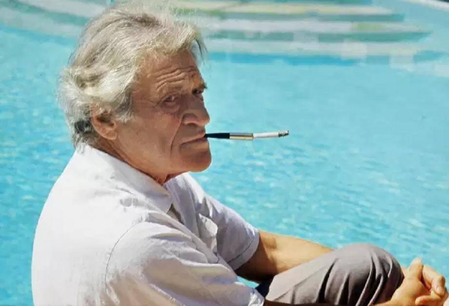 Joseph Kessel, à Nice, en décembre 1971.